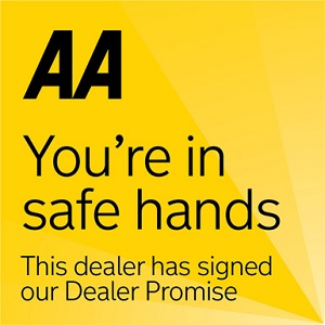 T-Vans has signed up  to the AA Dealer Promise